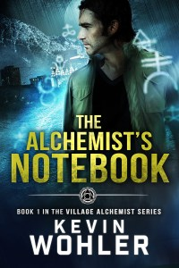 The Alchemist's Notebook by Kevin Wohler