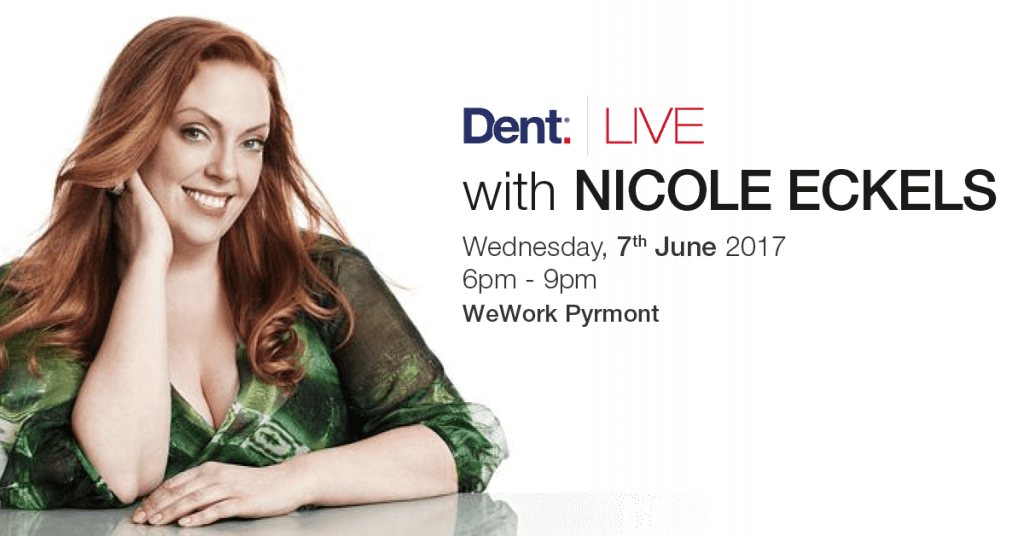 Dent LIVE with Nicole Eckels