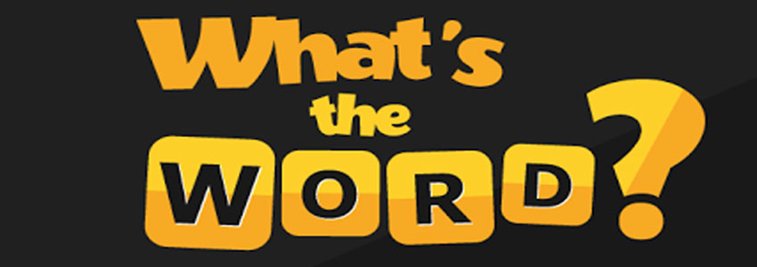 What\u0027s The Word Answers