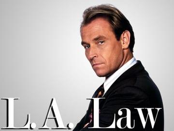 Corbin Bernsen in L.A. Law.
