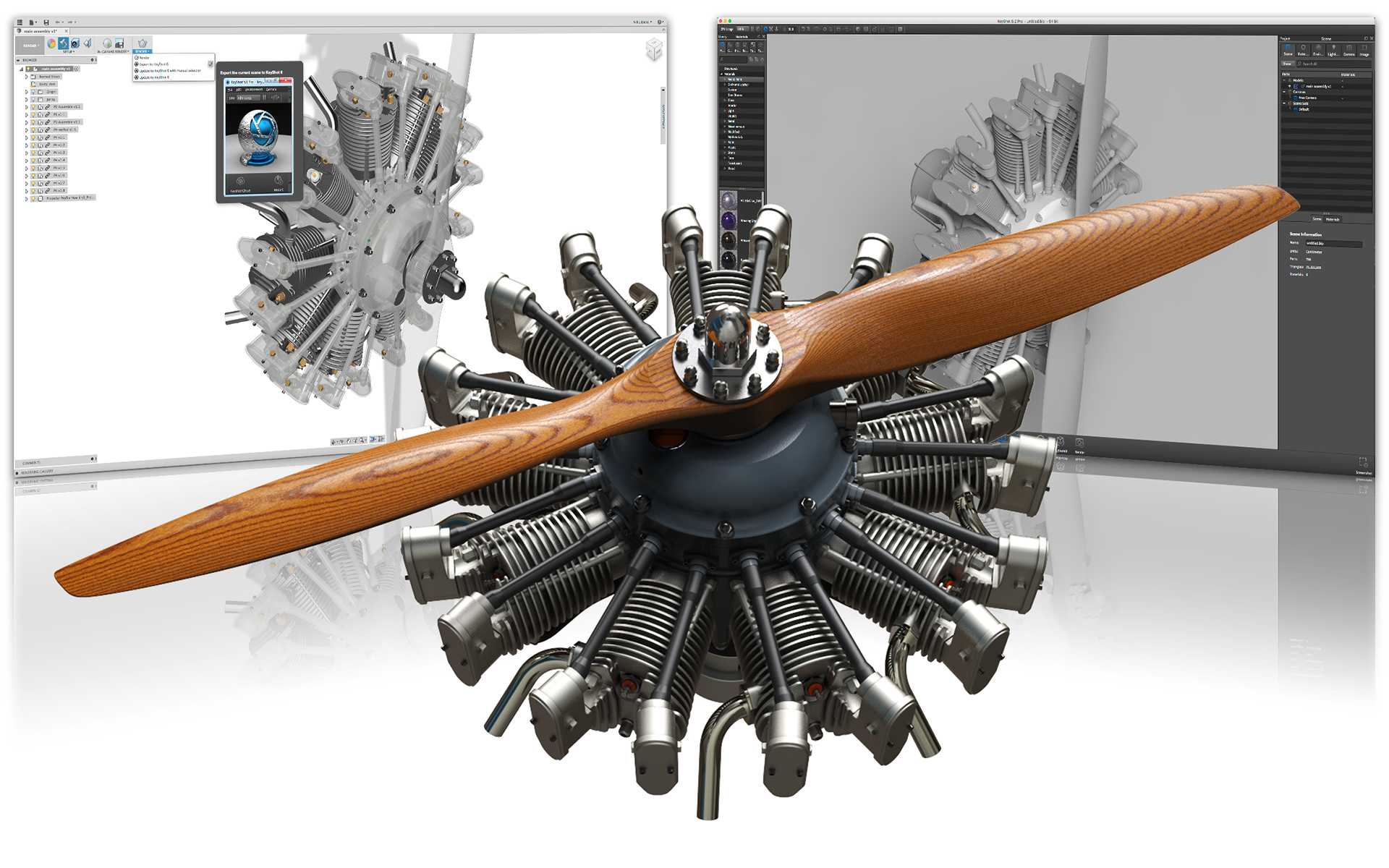 3d Modeling Wallpaper Solidworks Luxion Releases New Plugins For Autodesk Fusion 360 Revit