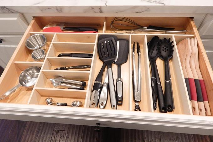 DIY Custom Wooden Drawer Organizers - Keys To Inspiration