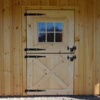 Custom Built Wooden & Aluminum Barn Doors | Dutch Exterior ...