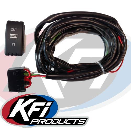 Dash Rocker Switch KIT - KFI ATV Winch, Mounts and Accessories