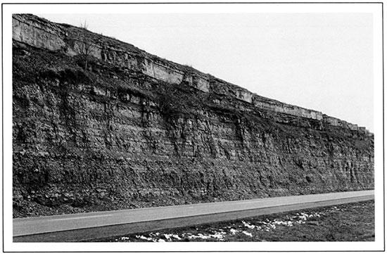 KGS--Kansas Rocks and Minerals--Kansas Rocks