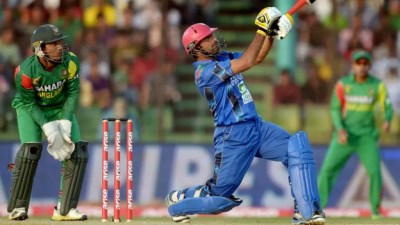 Bangladesh decides to include Mosaddek in T20I squad against Afghanistan - The Khaama Press News ...