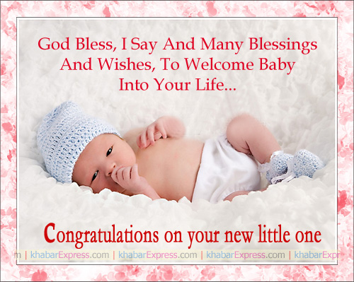 Congratulation On Your New Baby Born - new baby congratulations