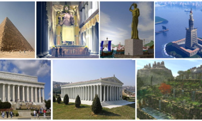 The Seven Wonders of the World