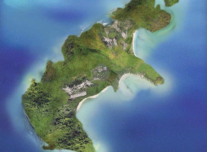 Koh Tralach island 2559