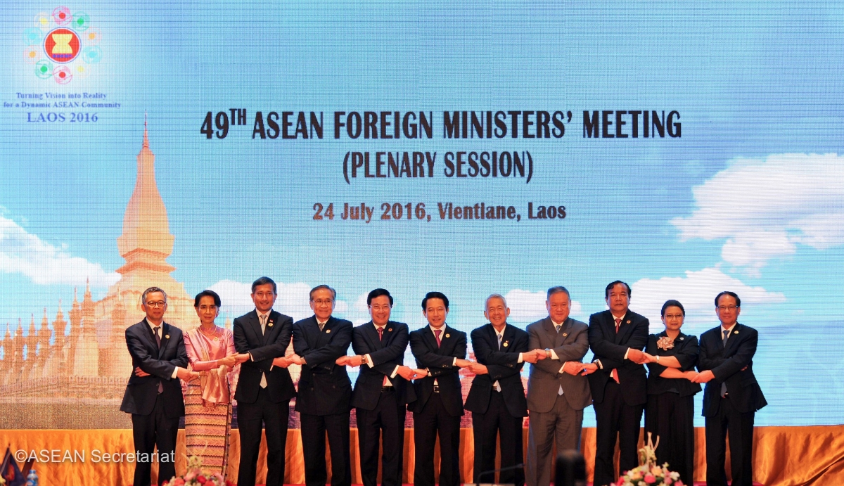 ASEAN Plenary-Session