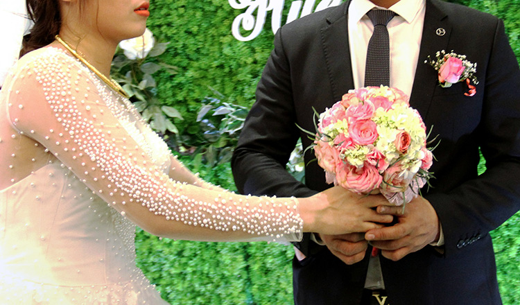 Grooms and guests for hire in Vietnam - Khmer Times