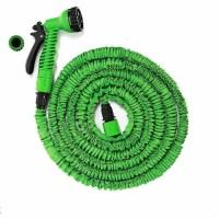 Expandable Flexible Garden Water Hose Pipe Spray Gun Pants ...