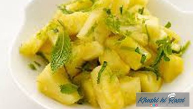 pineapple-salad