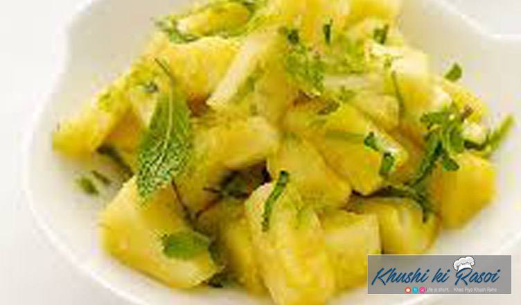 pineapple-salad