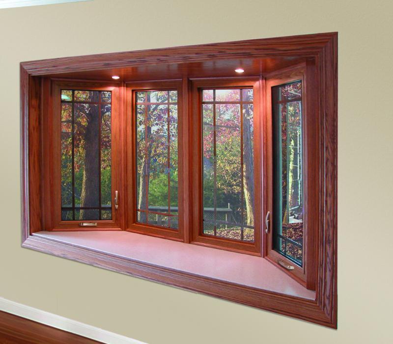 bow window exterior