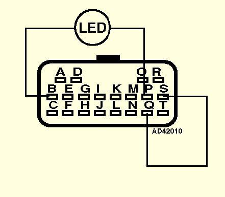 Problem with Engine Control Module (ECM) CONNECTOR in kia sportage