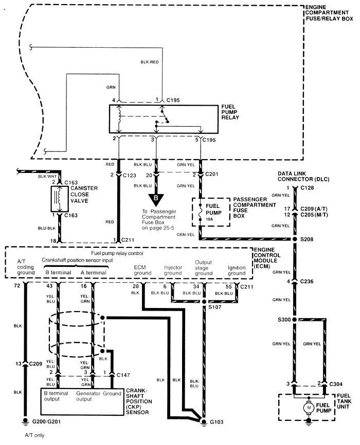 Kia Relay Diagram Electronic Schematics collections