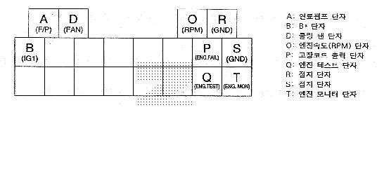 2001 kia rio engine diagram