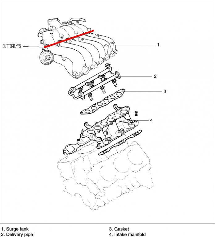 kia 3 5 Motor diagram