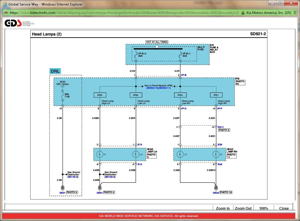 Kia Cerato Koup Wiring Diagram Wiring Diagram
