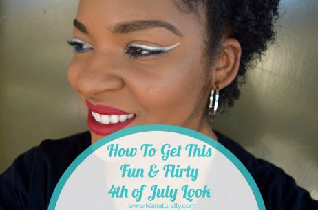 How To Get This Fun & Flirty 4th of July Look