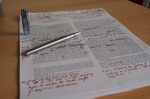 How to Write a Surprisingly Good Synthesis Essay