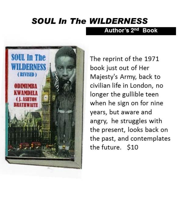 SOUL In The WILDERNESS