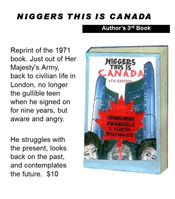 Niggers This is Canada
