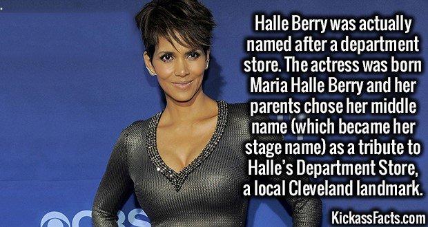 1811 Halle Berry