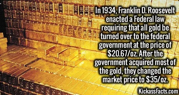 1841 Federal Gold Law