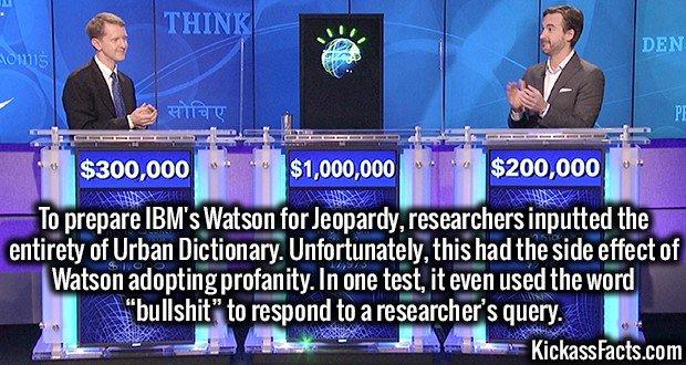 1917 IBM's Watson