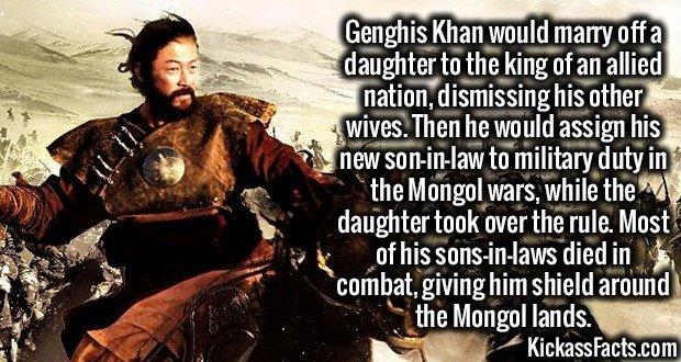 1918 Genghis Khan