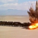 Train Blowing Up