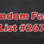 Random 267