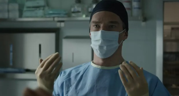 dr strange as neurosurgeon
