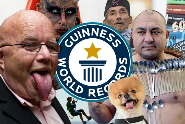 the guinness book of world records pdf