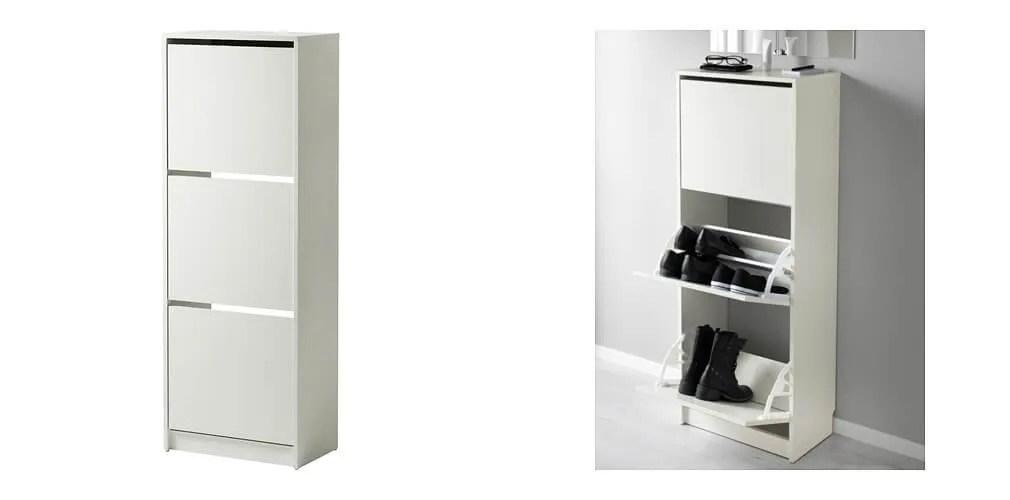 My IKEA BISSA Shoe-Cabinet Hack