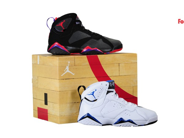 Air Jordan VII Defining Moments Pack Release Date Change