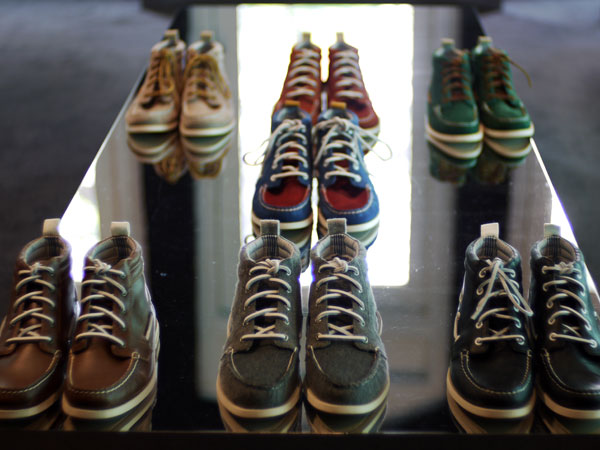 Band Of Outsiders Footwear Collection | Fall/Winter 2009