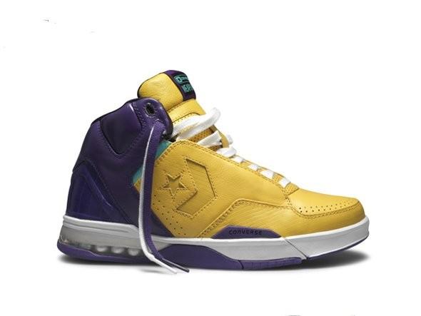 Converse Weapon EVO - Yellow - Purple