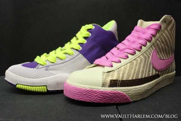 Nike Blazer & Outbreak High for Women
