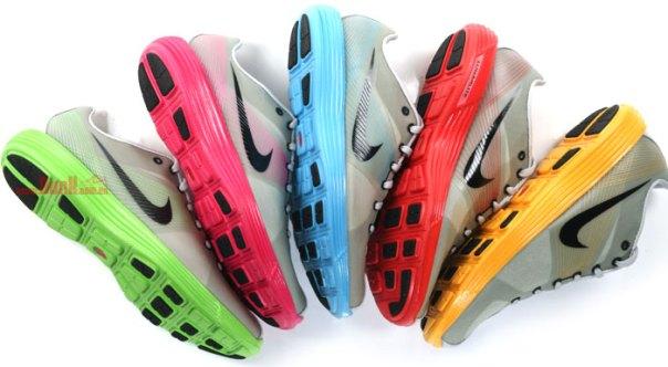 Nike Lunaracer+ Colorways