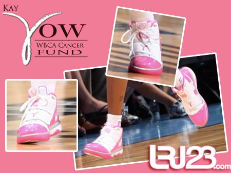 Nike Zoom Soldier III - Think Pink
