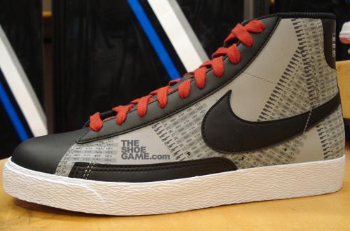 Nike Blazer – Scantron - Quickstrike