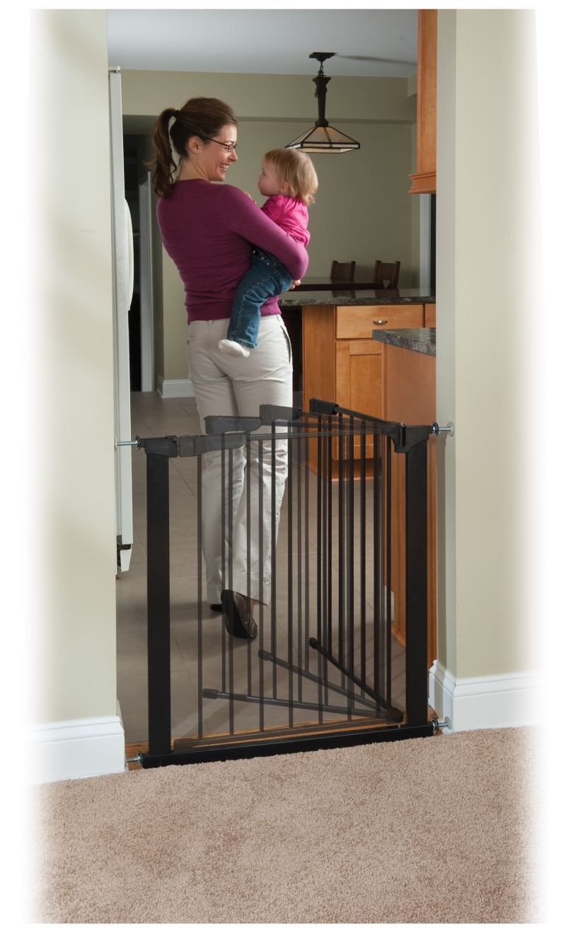 Large Of Pressure Mounted Baby Gate