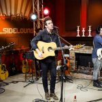 American Authors in studio