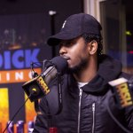 Kendrick Lamar In-Studio