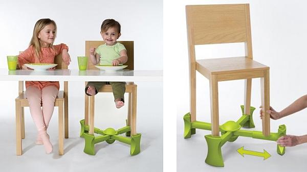 Kaboost Portable Chair Booster Kidlantis