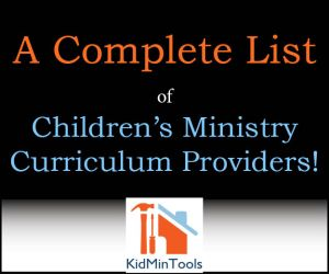 Curriculum Providers List
