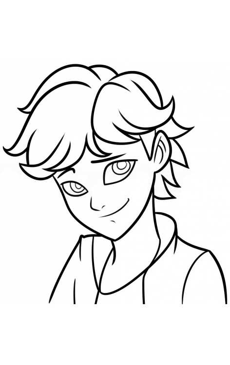 Kids-n-fun 19 coloring pages of Miraculous Tales of Ladybug